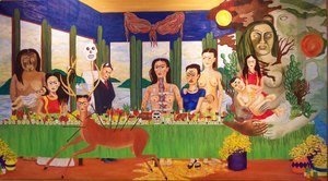 Frida Kahlo - The Last Supper