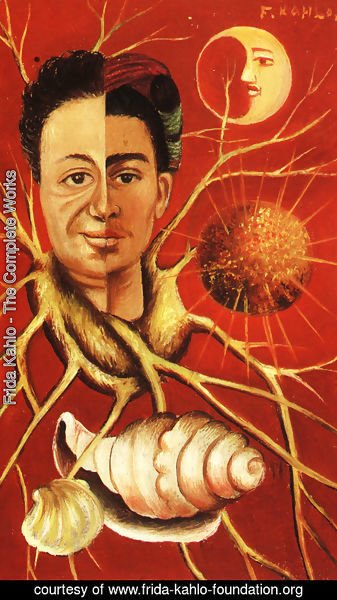 Frida Kahlo - Diego and Frida