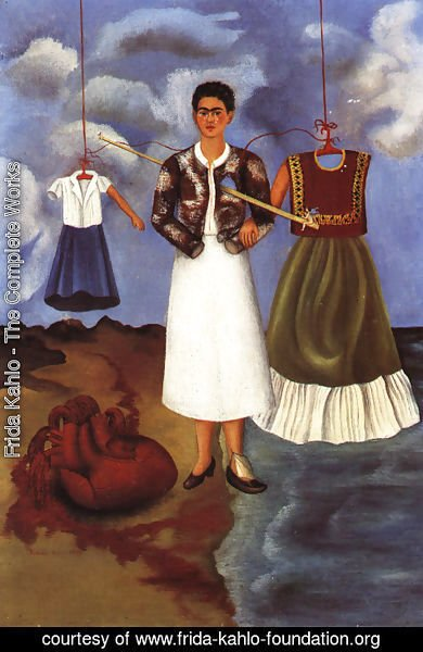 Frida Kahlo - Memory Or The Heart 1937