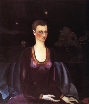 Frida Kahlo - Portrait Of Alicia Galant 1927