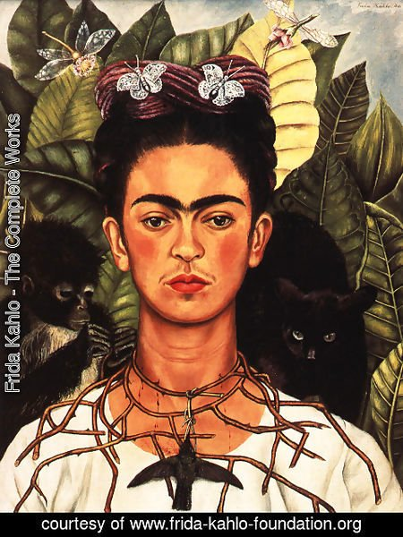 Frida Kahlo - Ransom Research Center University Of Texas At Austin