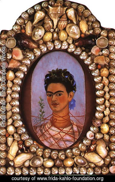 Frida Kahlo - Self Portrait 1938