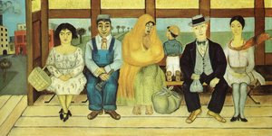 Frida Kahlo - The Bus 1929