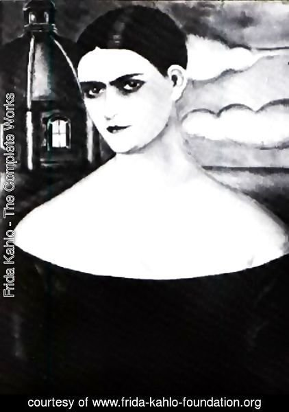 Frida Kahlo - Portrait of Adriana