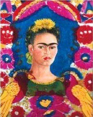 Diego On My Mind by Frida Kahlo | Oil Painting | frida