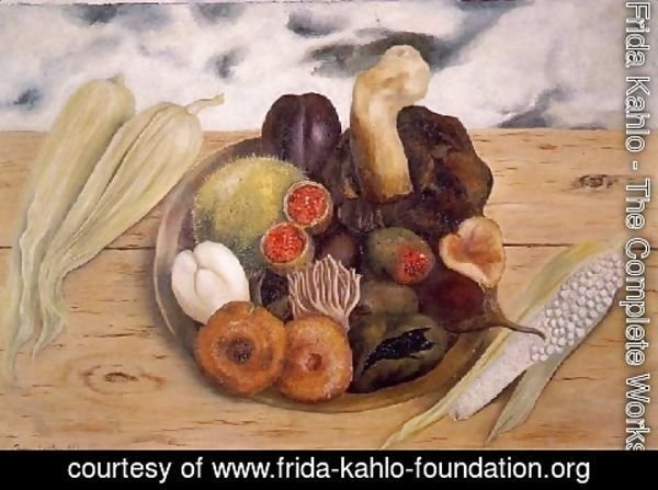 Frida Kahlo The Complete Works Fruits Of The Earth