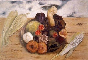 Frida Kahlo - Fruits Of The Earth