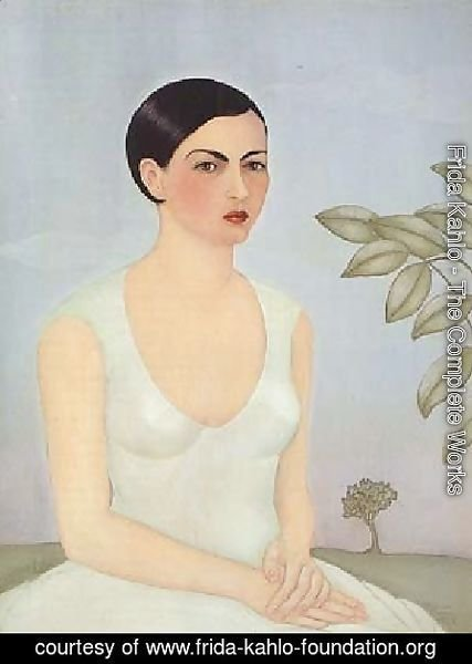 Frida Kahlo - Portrait Of Christina My Sister