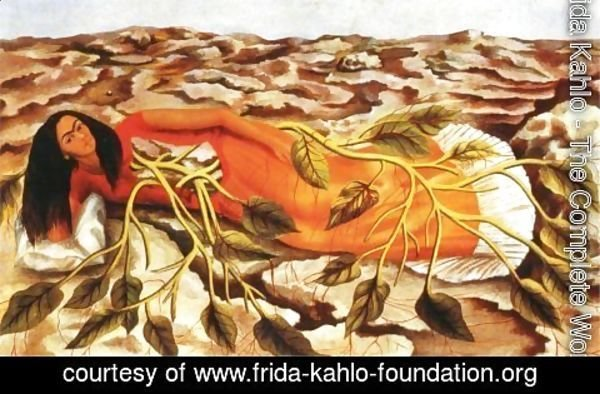 Frida Kahlo - Roots Raices