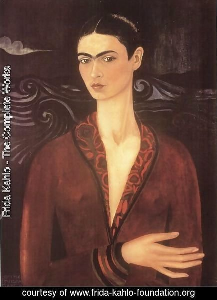 Frida Kahlo - Self Portrait 1926