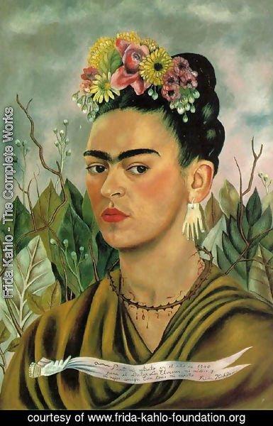 frida kahlo the complete works self portrait ii frida kahlo. Black Bedroom Furniture Sets. Home Design Ideas