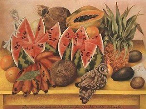 Frida Kahlo - Still Life