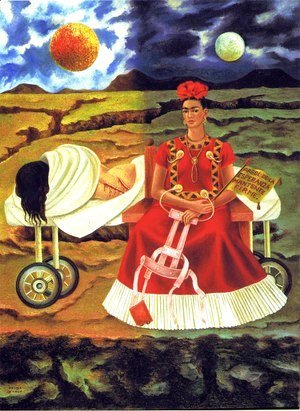 Frida Kahlo - Tree Of Hope