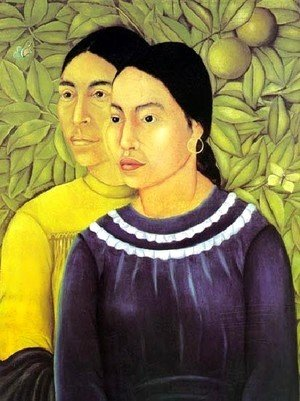 Frida Kahlo - Two Women
